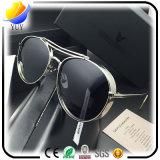 Form-Stern-Mann-und Frauen-Gesichts-Farben-Film-Sonnenbrillen der reflektierenden Objektiv-Sonnenbrille-Männer