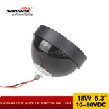 New Design 5.3 '' 18W CREE Offroad Agriculture Auto Headlight