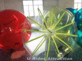 шарик воды PVC 1.8m высокий раздувной цветастый для парка воды