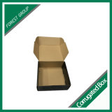 Caisses d'emballage à extrémité élevé respectueuses de l'environnement de café