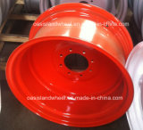 Промышленная оправа колеса Skidsteer стальная (9.75X16.5) для Kubota/Iseki