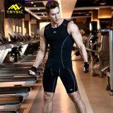Пригодности костюма спортов Mens износ обжатия высокого качества эластичной установленный