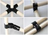 プラスチック鋼鉄合成物の管
