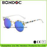 Óculos de sol clássicos de metal quente vendido (JS-C024)