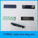 Form-Entwurfs-magnetisches Namensabzeichen mit kundenspezifischem Firmenzeichen