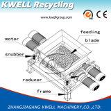 기계장치 단 하나 샤프트에 의하여 사용되는 플라스틱 병 슈레더 기계를 재생하는 플라스틱