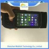 De handbediende Scanner van de Streepjescode met RFID Lezer, 3G/4G, Printer