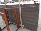 Мрамор зерна популярного естественного каменного кофеего деревянный для Countertop/строительного материала в рынке США