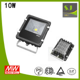 10 vatios LED Flood Light COB Chip delgado