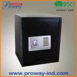 Cofre forte eletrônico da segurança do depósito de Digitas para a HOME e o escritório com os tamanho reais de pequeno a grande