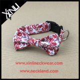 High Fashion Woven Cotton Wholesale Dog Bow Tie
