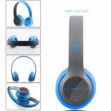 Receptor de cabeza sin hilos del juego de la PC de los auriculares de Bluetooth del auricular de la venda P47