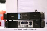 Amplificatore professionale di Digitahi della Manica di DSP-14k 2 con Ethernet