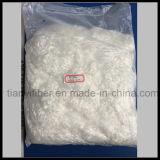Chemische die Vezel van de Vezel van het Polypropyleen van pp de Netto in Bouwmateriaal wordt gebruikt