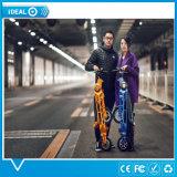 """10 """"後部車輪36V 350Wの電気電池式の自転車のスクーター"""