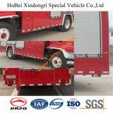6ton de Vrachtwagen Euro4 van de Brand van het Schuim van Isuzu