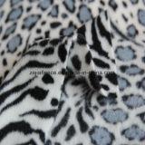 Panno morbido polare di Antipilling con la stampa del leopardo
