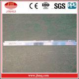 Long matériau en aluminium décoratif de construction de bâtiments de panneau avec le code de cornière