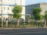 Rete fissa d'acciaio galvanizzata obbligazione residenziale industriale semplice bianca 37 di Haohan