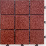 Плитки пола DIY резины сопротивления выскальзования стандартов Ce блокируя