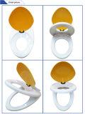 Baby der Familien-H257 und Erwachsen-Plastiktoiletten-Sitz