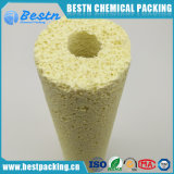 Materiais de filtro de respiração Bio-Ring para materiais de aquário