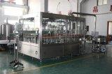 Esterilizando, lavándose, llenando, máquina de 4 in-1 que capsula Monlbloc