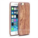 Древесина деревянного зерна твердая + качество TPU самое лучшее iPhone 7 аргументы за крышки мобильного телефона