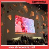 Farbenreiche pH2 örtlich festgelegte Video-Innenwand der Installations-LED