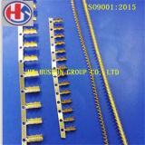 3つのピンプラグ(HS-FT-001)で使用される供給の女性の真鍮ターミナル(IEC)