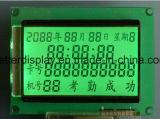 Écran LCD personnalisé négatif jaune de Customerized Stn