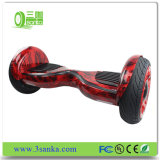 Leistungsstarke Red Fire Hoverboard Smart-10-Zoll-Balancing Hoverboard