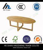Таблица журнального стола троицы Hzct101 деревянная