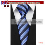 Accessoires de câble de cravate de la relation étroite des hommes tissés en soie de jacquard de 100% (T8007)
