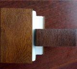 Profili di legno della laminazione di colore di alta qualità