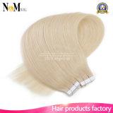 Nastro di trama di tessitura dei capelli umani dei capelli della pelle brasiliana di estensione