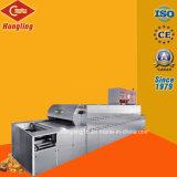 Производственная линия электрическая печь печенья хлеба фабрики еды тоннеля