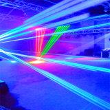 Disposição de laser movente da cabeça do feixe vermelho das cabeças 300MW 6