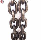 Conexión de acero soldada galvanizada Chain=Diameter 6m m del estruendo 763