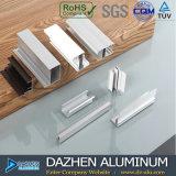 Uau! Perfil de alumínio de Ghana para a porta diferente do indicador da cor do tamanho