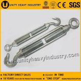 China-Handelstyp formbares Roheisen-Stahl-Spannschloss