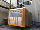 Elevatore della costruzione di frequenza 0~63m/Min Sc200/200