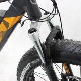 Bici gorda de la nueva nieve eléctrica del diseño 2017 con el motor de Suspesion 1000W