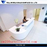 주문 구조 큰 크기 Concable 수신 카운터 은행 카운터 디자인