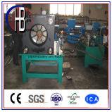 중국 압박 기계 유압 호스 주름을 잡는 기계 고무 기계