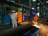 Tipo flotante máquina de la tirada de la base del rodillo del cortador de tubo de acero del CNC