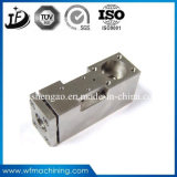 精密5軸線機械中心のステンレス鋼または炭素鋼または合金鋼鉄機械化の部品