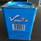 качество еды порошка ванили пакета олова 454G