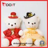ASTM 한 쌍 견면 벨벳은 결혼식 견면 벨벳 곰을 품는다