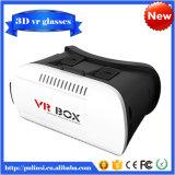 Versión plástica focal y vidrios de la realidad virtual del ajuste 3D Vr de la distancia de pupila